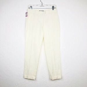 Theory Marsienna T Womens Slim Pants Cotton Ankle